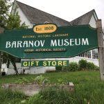 Sistem Keamanan Museum Baranov Alaska