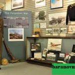 Dana Pembangunan Museum Veteran Alaska