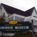 Mengenal Sejarah Berdirinya Museum Baranov di Alaska