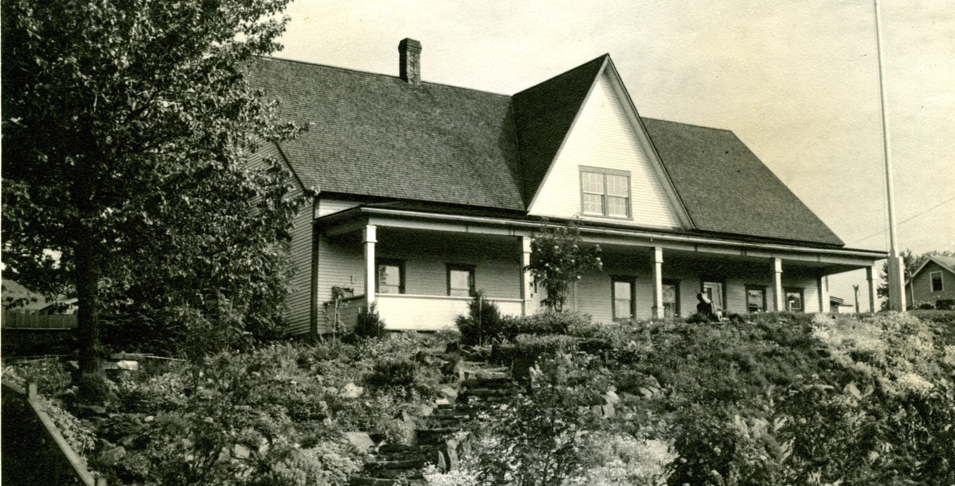 Sejarah Museum Baranov Berdiri di Alaska